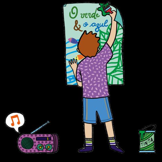 """Corredor Ecológico inicia o projeto educacional """"O Verde e o Azul do Vale"""""""