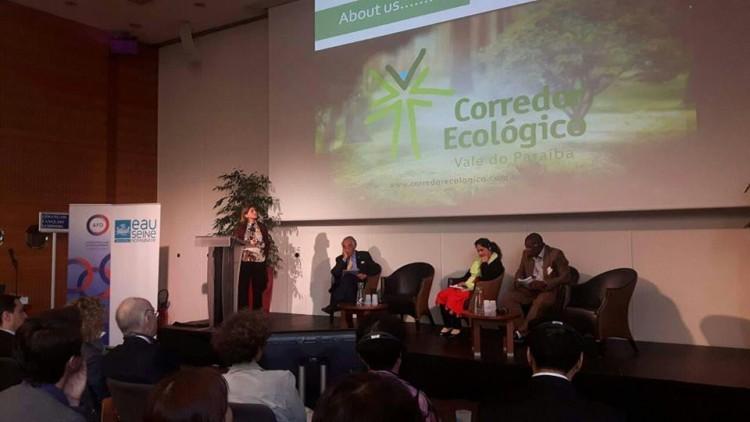 Saiba como foi a participação do Corredor Ecológico em evento sobre o clima em Paris